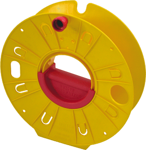 yellow/red Cordwheel